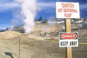 Caution: Geothermal