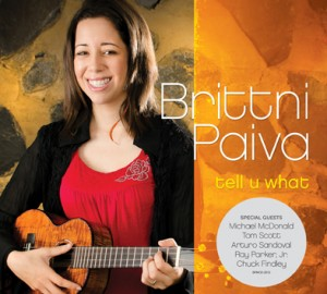 Tom Scott and Brittni Paiva Concert Begins Summer of Music Fun at the New Banyan Drive Café